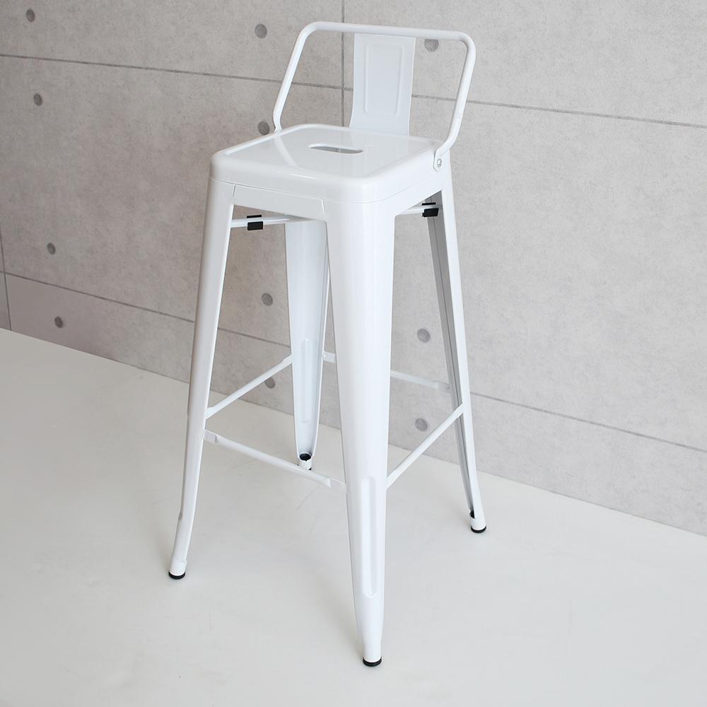 微量元素 復刻新工業經典吧台椅/四入(4色)
