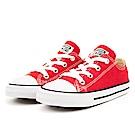 CONVERSE-All Star小童鞋7J236C-紅