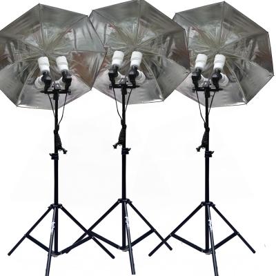 Paniko恆亮光源攝影棚雙燈組(B3000)