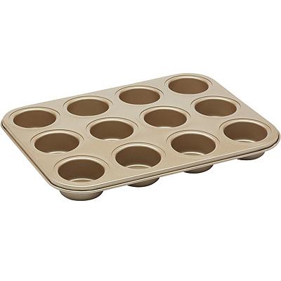 KitchenCraft Paul <b>12</b>格不沾瑪芬烤盤(35cm)