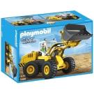 playmobil CITY ACTION系列  大前裝載機