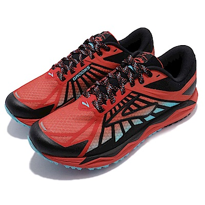 BROOKS 越野慢跑鞋 Caldera 男鞋