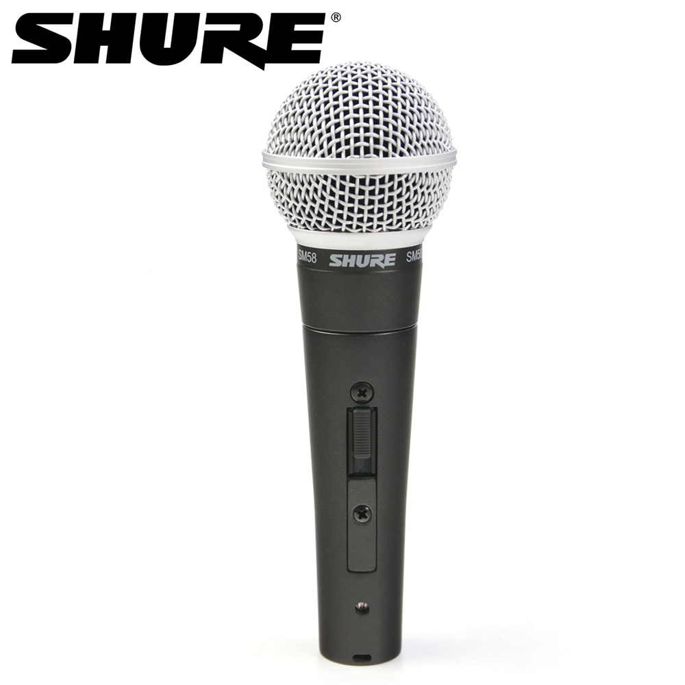 SHURE SM58S 動圈式麥克風 product image 1