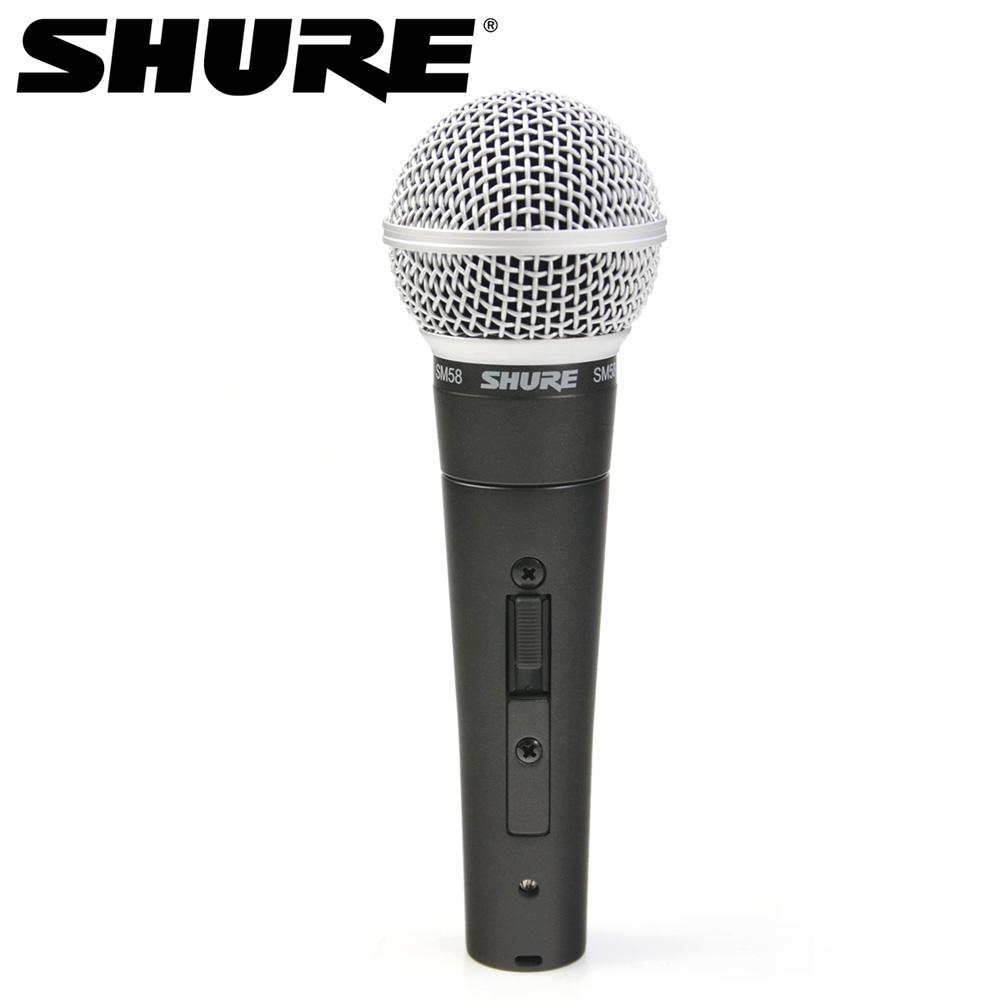 SHURE SM58S 動圈式麥克風