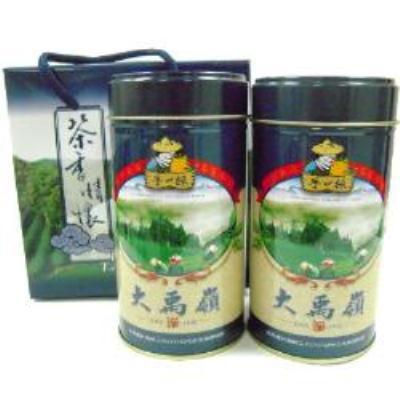 【阿豐茶行】大禹嶺茶禮盒(2入裝)