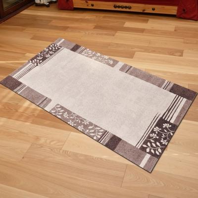 Ambience-比利時infinity 現代地毯 -紗舞(米)(67x140cm)