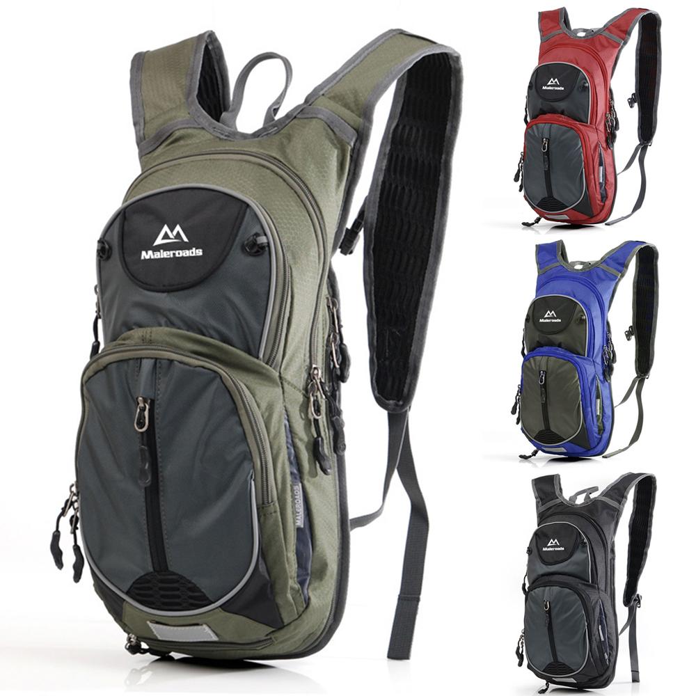 Maleroads 多功能輕量動感 自行車背包 後揹包 運動 戶外登山 旅行 男女揹包