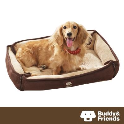 【Buddy&Friends】寵物舒適兩用床 (ON57x76cm)