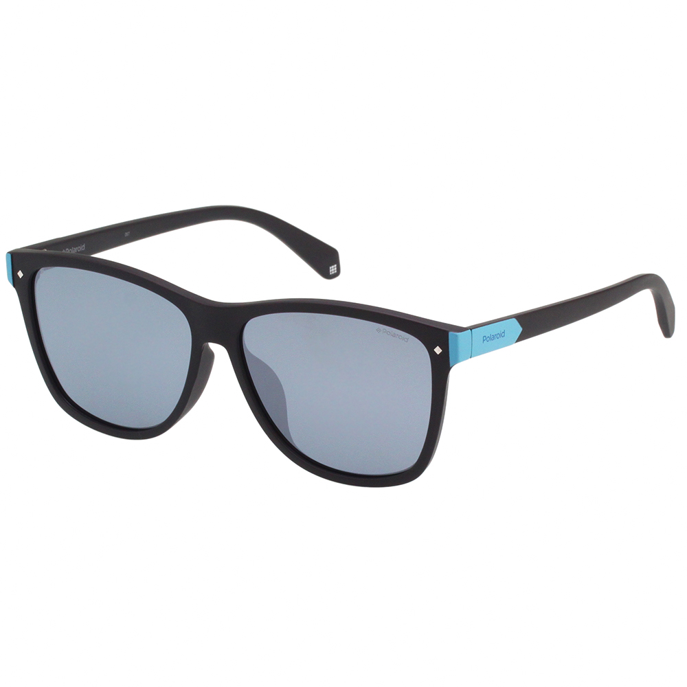 Polaroid 寶麗萊 水銀面偏光太陽眼鏡 (黑色)PLD6035FS