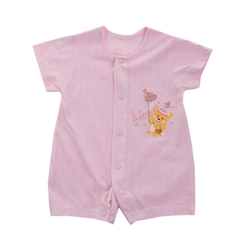 寶寶短袖兔裝 k50135
