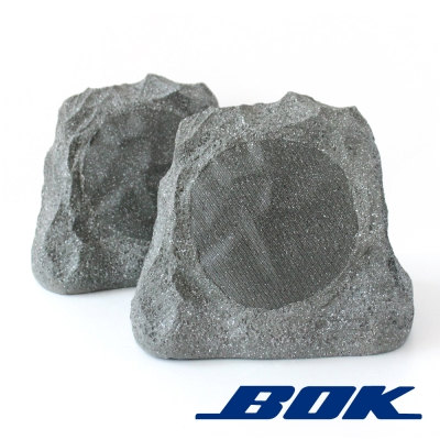 BOK 景觀造景石頭揚聲器 (HR-508)