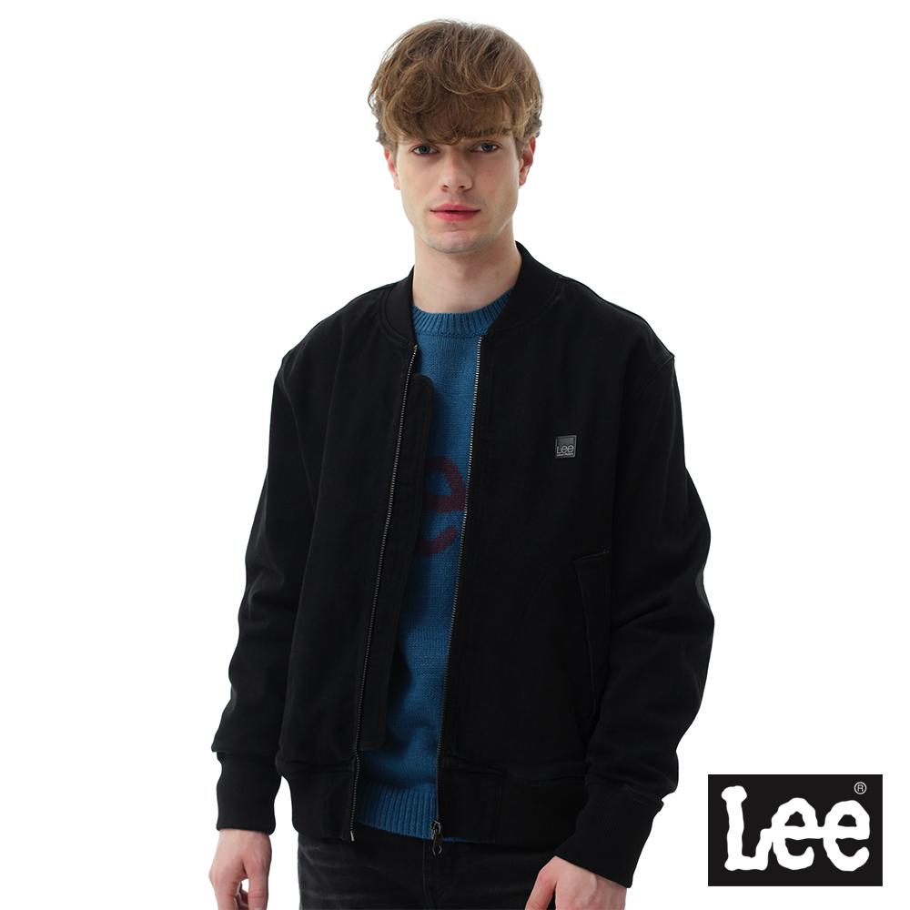 Lee 飛行夾克外套-男款-深藍