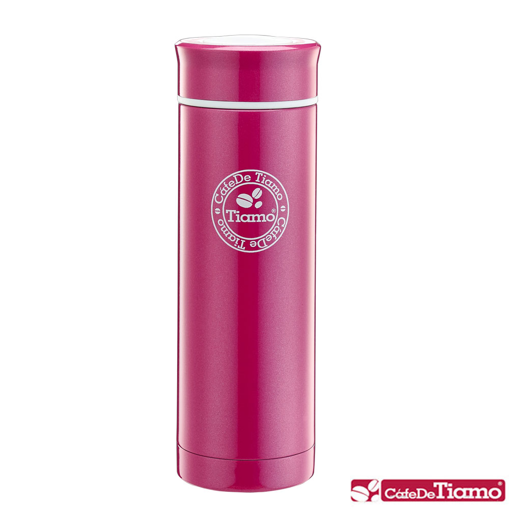 Tiamo 冰熱兩用保溫杯300cc-三色(HE5154)