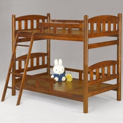 Homelike 蘿拉3.5尺雙層床
