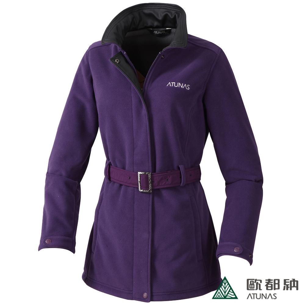 歐都納 A-G1261W WINDSTOPPER防風保暖外套(女款)