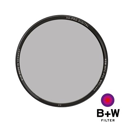 B+W XS-Pro KSM 62mm HTC-PL  高透光凱氏環形偏光鏡