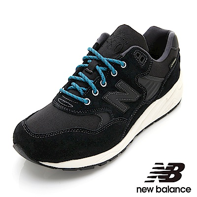 New Balance 580復古鞋MRT580XY中性黑色