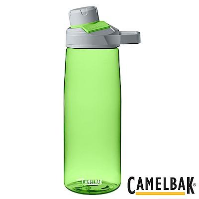 《CAMELBAK》戶外運動水瓶 萊姆 750ml (CB1512301075)