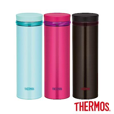 THERMOS膳魔師不鏽鋼真空保溫杯0.5L 送膳魔師杯瓶保護套