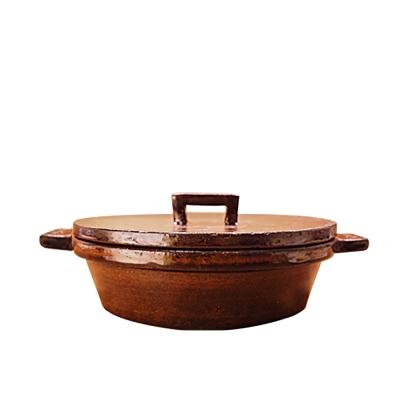 【日本長谷園伊賀燒】小酒館珍味陶鍋(咖啡)