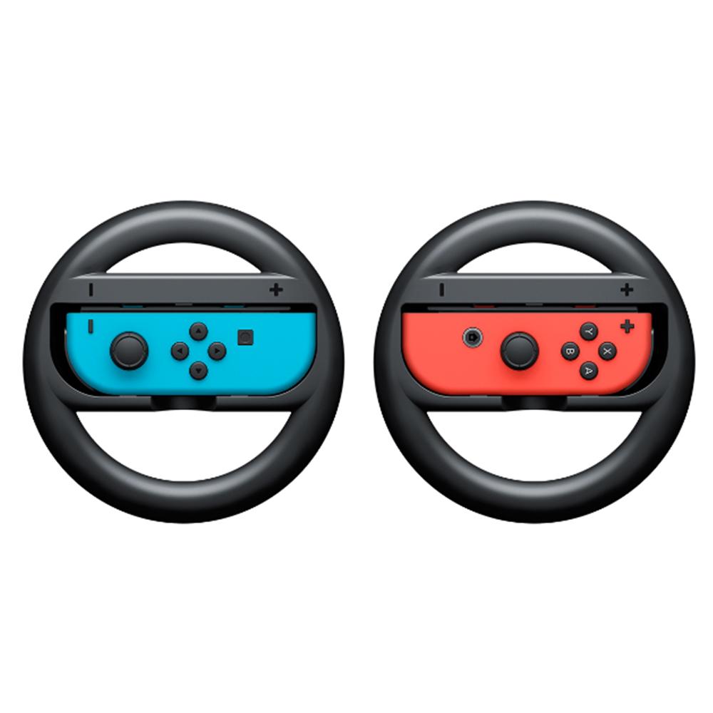 任天堂 Switch Joy-Con 左右手把用方向盤二入組(不含手把)
