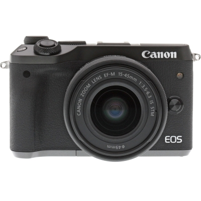 CANON EOS M6+15-45mm IS STM 單鏡組*(平輸中文)