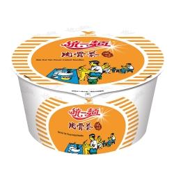 統一麵 肉骨茶風味碗裝(12入/箱)