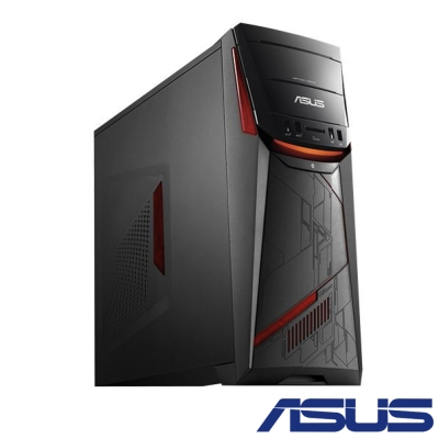 ASUS華碩 G11 電競電腦(i5-7400/GTX1060/128G+2T/8G/Win10