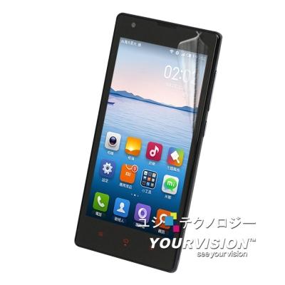 Xiaomi 紅米手機 紅米機 晶磨抗刮高光澤(亮面)螢幕保護貼 螢幕貼