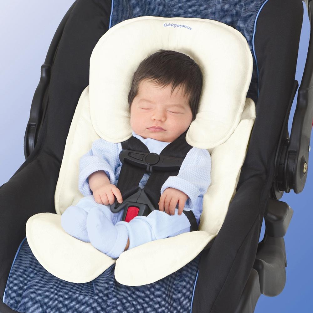 美國 Summer Infant 寶寶車用柔軟保護墊