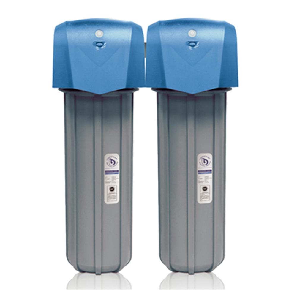 BWT德國倍世雙道式顯示型除氯過濾器 FH6620