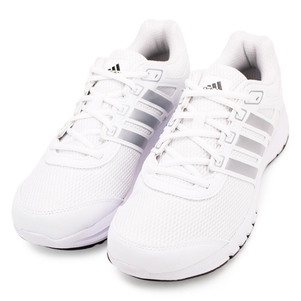 24H-ADIDAS-男慢跑鞋BA8105-白