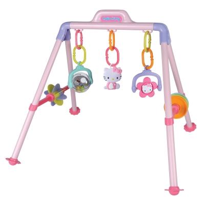 Hello Kitty 懸掛玩具寶寶健身器