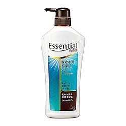 逸萱秀 瞬效水潤易潔淨洗髮乳 (700ml)