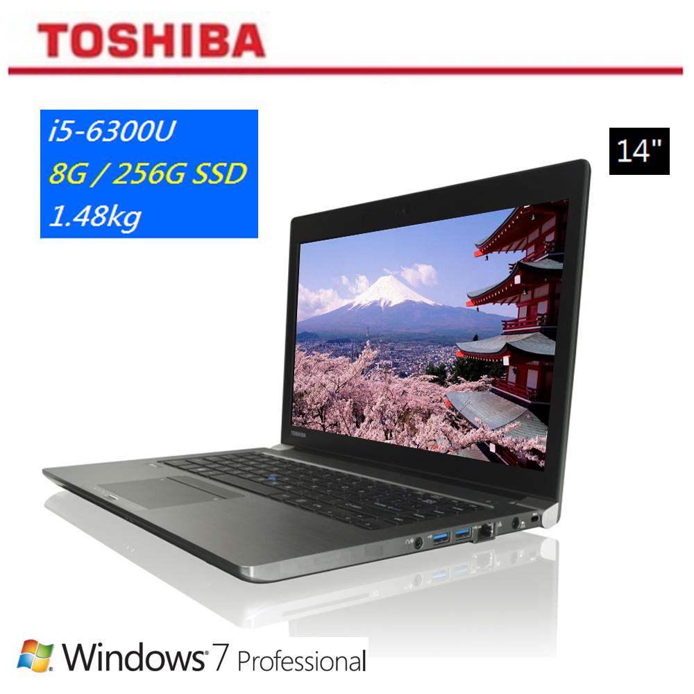 TOSHIBA Z40-C-02R01D 14吋筆電 (i5-6300U)