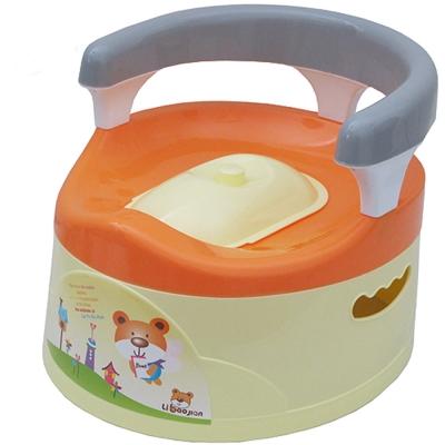 加大靠背可拆抽屜式兒童馬桶學便器座便器(LBJ-8802)