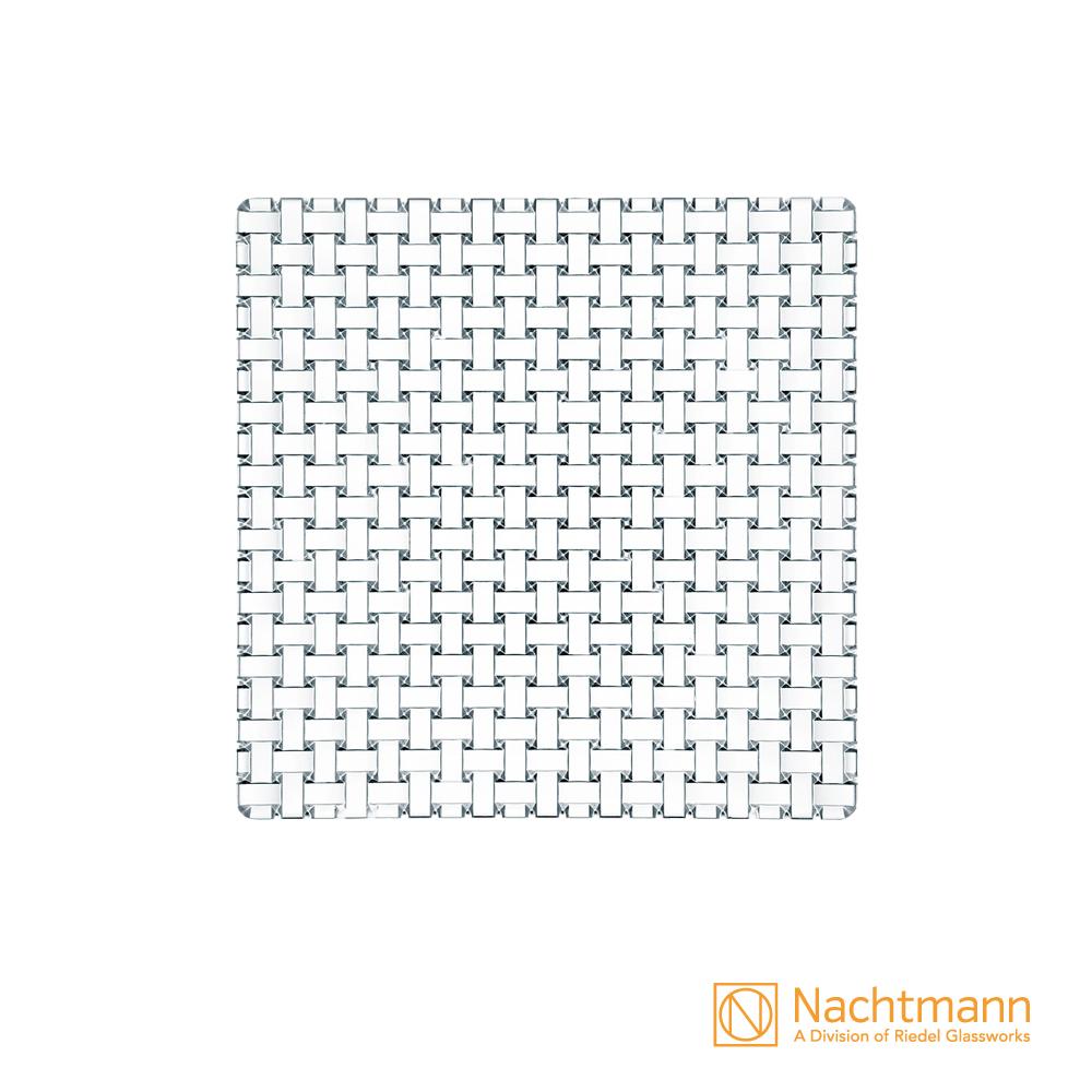 【Nachtmann】 巴莎諾瓦正方形沙拉盤28cm-Bossa Nov