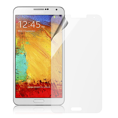 魔力 Samsung GALAXY Note 3/ Note3 霧面防眩螢幕保護...
