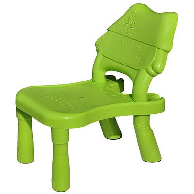 【寶貝樂】多用途雙蓮蓬頭掛座洗髮座椅-綠色