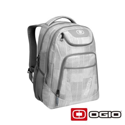OGIO TRIBUNE 17 吋司令官電腦後背包-冰風雪