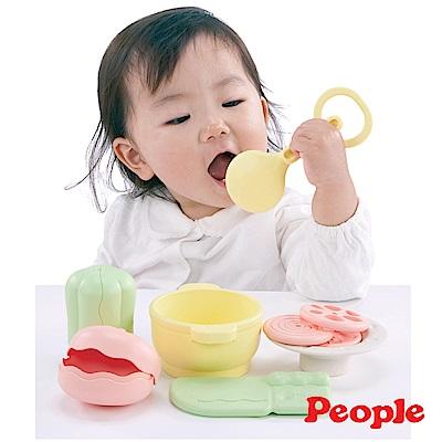 【麗嬰房】日本 PEOPLE 米製品玩具系列 米的扮家家酒玩具組