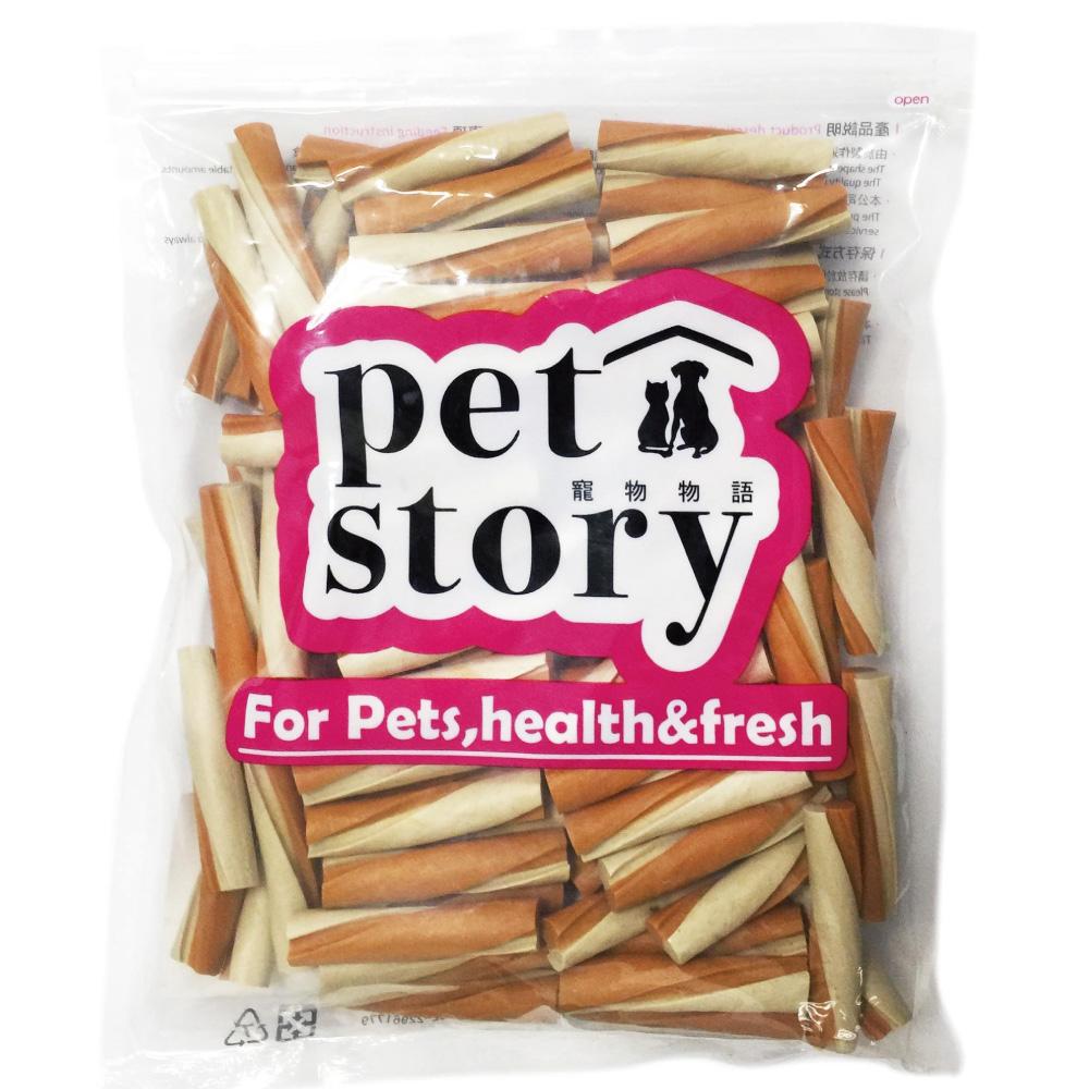 寵物物語-嚼口好味 布丁潔牙骨630g