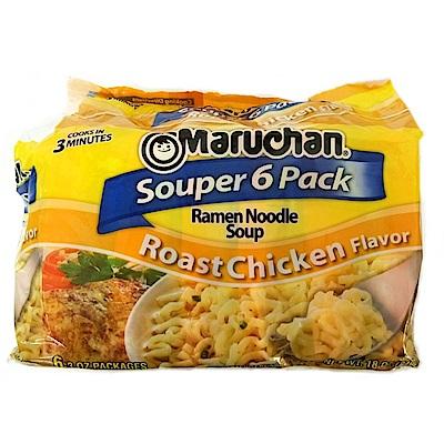 美國好小子 日式拉麵-烤雞風味(85gx6入)