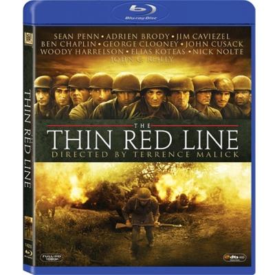 紅色警戒 The Thin Red Line 藍光 BD