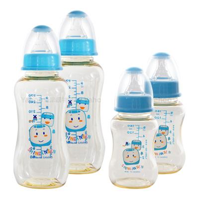 新幹線PES標準奶瓶2支(270ml)+小奶瓶2支(150ml)