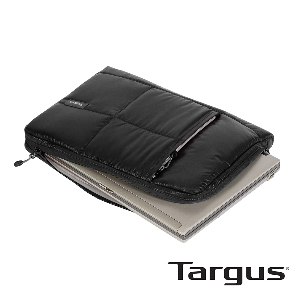 Targus Crave 渴望系列輕巧內袋(15.6吋羽絨包 - 黑)