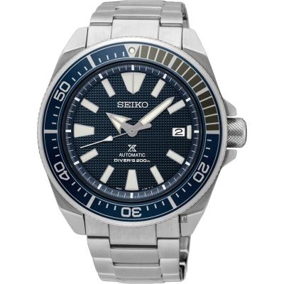 SEIKO精工 Prospex SCUBA 200米潛水機械錶(SRPB49J1)