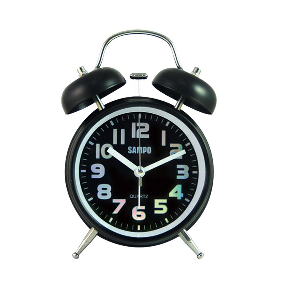 聲寶SAMPO 圓形鬧鐘PY-Z1207ML