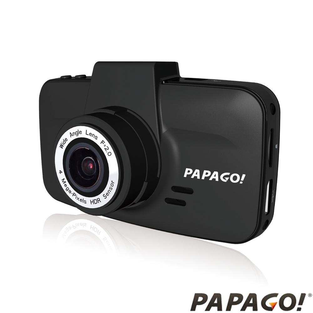 PAPAGO! GoSafe 520 安霸A7L+21:9超高清劇院解析度行車記錄器-快
