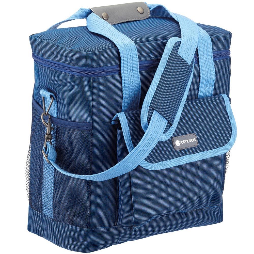 KitchenCraft 保冷野餐背袋(海藍14L)